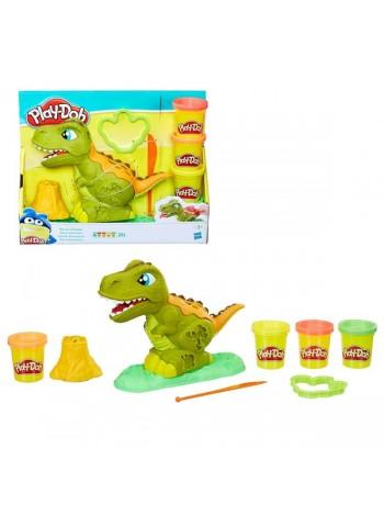 """Детский игровой набор с пластилином """"Play-Doh """"Могучий Динозавр"""" Play Doh (E1952)"""