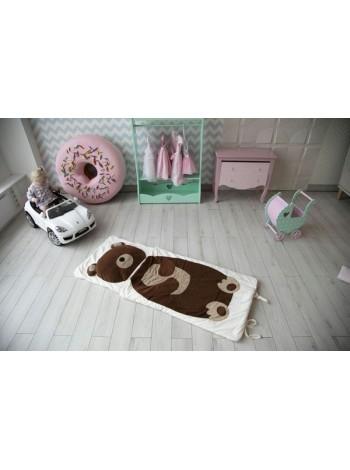 """Детский спальник 4 в 1 """"Мишка Копат"""" размер 170*70"""
