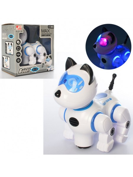 Интерактивный робот-котик на радиоуправлении,световые и звуковые эфферты (2629-T10B)
