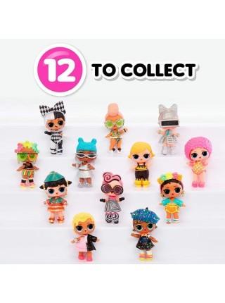 Детский игровой набор кукла LOL Surprise Glitter серия Lights 7/1 (564829)