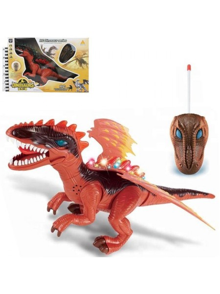 """Детская радиоуправляемая игрушка """" Динозавр """" (60102)"""