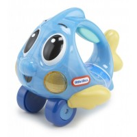 """Детская музыкальная развивающая игрушка """" Рыбка-каталка"""" со звуком и светом (639722E4C)"""
