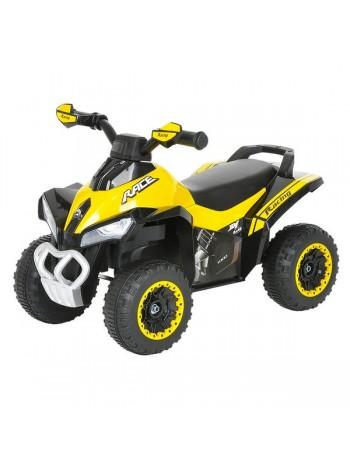 Детский квадроцикл PITUSO с подсветкой цвет:желтый (8410044)