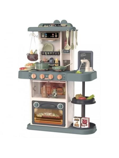 """Детский игровой набор """" Кухня """" 43 предмета со световыми и звуковыми эффектами + вода из крана 889-183"""