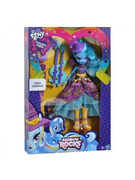"Детский игровой набор "" My Little Pony  Equestria Girls"" Модница Трикси Hasbro (A6684)"