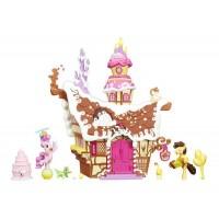 """Детский игровой набор """"Сахарный дворец Пинки Пай"""" My Little Pony \ Моя маленькая пони Hasbro B3594"""