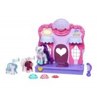 """Детская игрушка """"Бутик Рарити в Кантерлоте"""" My Little Pony \ Моя маленькая пони Hasbro B8811"""