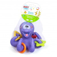"""Детская развивающая игрушка для купания """"Осьминог """" (BATH4)"""