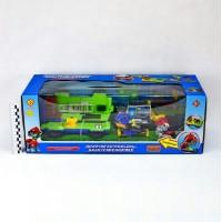 """Детский игровой набор """" Щенячий патруль \Paw Patrol """" Автомобиль-база трансформер  (CH515)"""