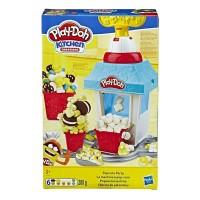 """Детский игровой набор пластилина """" Попкорн-вечеринка"""" Hasbro / Хасбро Play-Doh Плэй-До E5110"""
