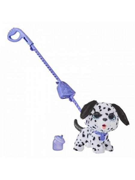 """Детская интерактивная игрушка """"Большой питомец на поводке Собака"""" Furreal Friends Hasbro (E8931)"""