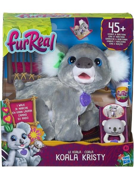 """Детская интерактивная игрушка """" Коала Кристи"""" Hasbro Furreal Friends E9618"""