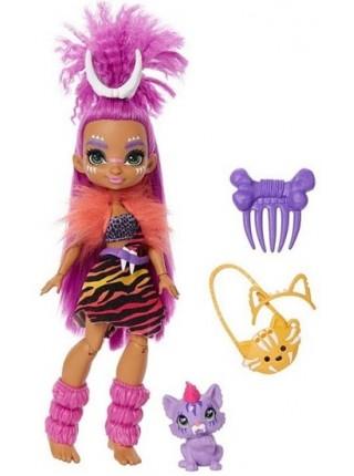 Детская кукла  Рорелай и тигренок Феррел Пещерный Клуб (Cave Club) GNL84