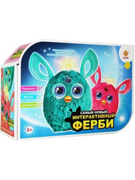 """Детская интерактивная игрушка """"Ферби"""" (SS200583/DJ-4889) цвет: в ассортименте"""