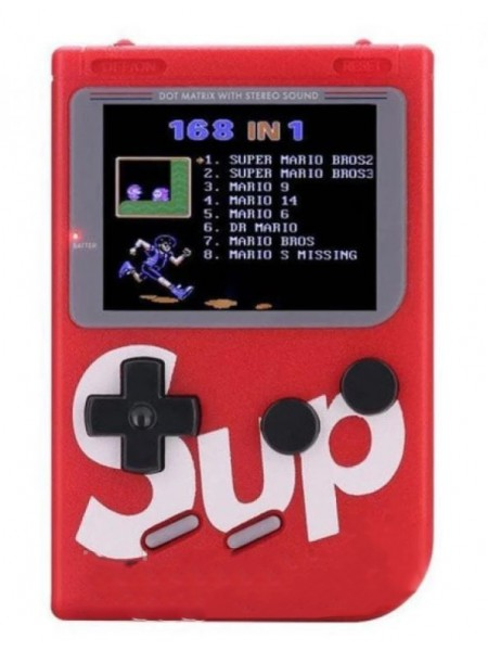 ГеймБокс Sup 400 в 1 игровая приставка консоль цвет: в ассортименте (SS300898)