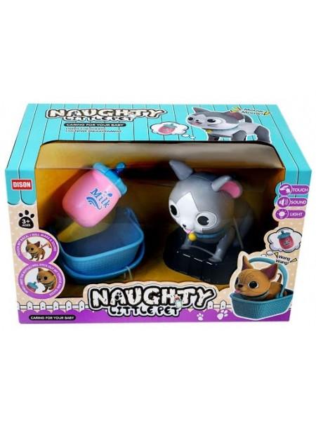 """Детская интерактивная игрушка """" Умный котик """" (W5599-12)"""