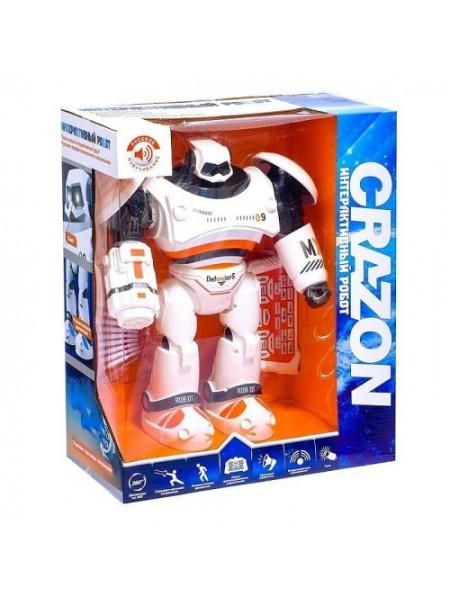 Детский интерактивный робот Crazon ( ZYA-A2721-1)