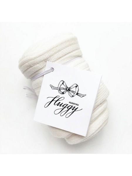Детские колготки для малыша Huggy р. 105 цвет: белый