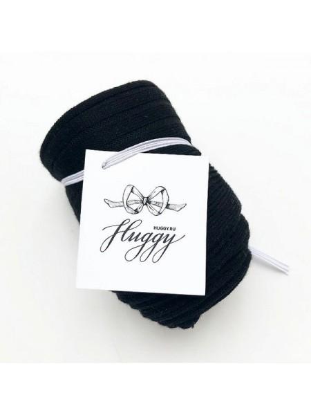 Детские колготки для малыша Huggy р. 105 цвет: черный