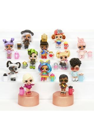 Детский игровой набор LOL Кукла-сюрприз в капсуле с волосами \ LOL Surprise HairGoals