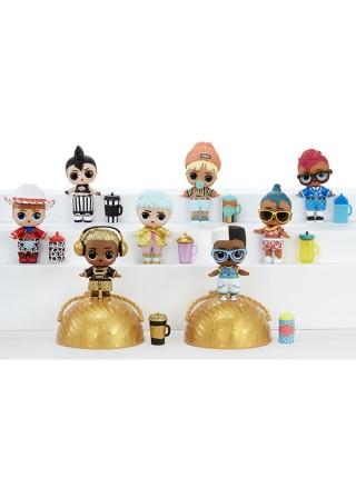 """Детский игровой набор LOL  кукла-сюрприз в шаре """"Мальчик""""\ LOL Boys 1 серия"""