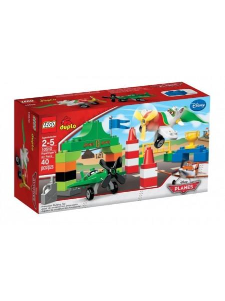 Детский конструктор Lego Duplo / Лего Дупло Ripslinger's Air Race  ( Воздушная гонка )  из серии Disney Planes Летающие тачки 10510