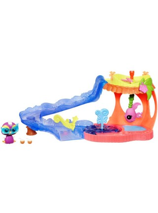 """Детский игровой набор Маленький зоомагазин """"Лагуна"""" Hasbro/ Хасбро  My Littlest Pet Shop 37088"""