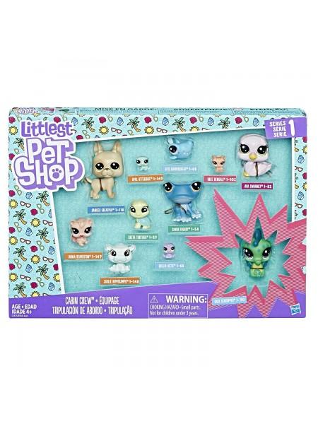 """Детский игровой набор """"  Набор LPS коллекция петов """" My Littlest Petshop \ Мой маленький зоомагазин Hasbro \ Хасбро B9343"""