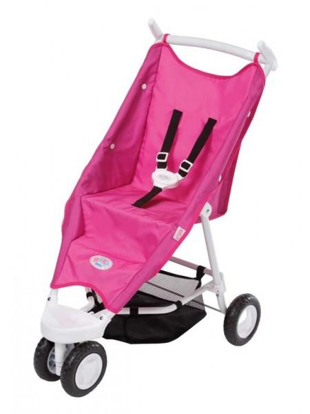 Детская прогулочная трехколесная коляска для кукол Baby Born Zapf Creation 818282
