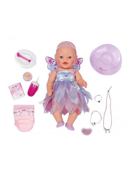 Детская интерактивная игрушка кукла Baby Born Бэби Борн Фея Zapf Creation 820698
