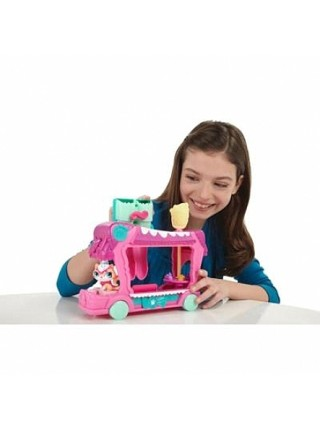 """Детский игровой набор """" Грузовик сладостей """" My Littlest Pet Shop / Мой маленький зоомагазин Hasbro / Хасбро 1356"""