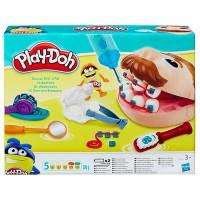 """Детский игровой набор пластилина """" Мистер Зубастик """" Play-Doh Hasbro \ Хасбро 5520"""