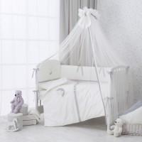 """Балдахин для детской кроватки """" Bonne nuit """" 180х450 см Perina БН1/1-01.2"""