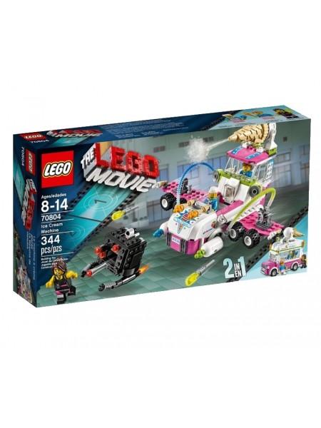 """Детский конструктор The Lego Movie / Лего.Фильм """" Машина с мороженым """" 70804"""
