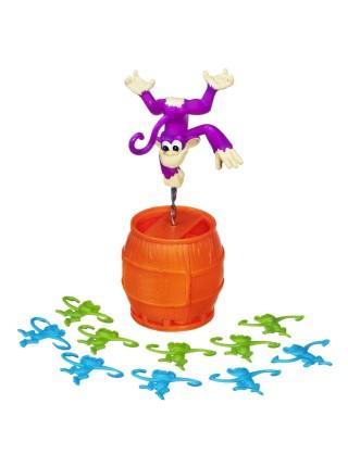"""Детская настольная комнатная Игра """" Взрыв Чики (Cheeky's Barrel Burst) """" из серии 'Elefun & Friends Hasbro \ Хасбро A2041"""