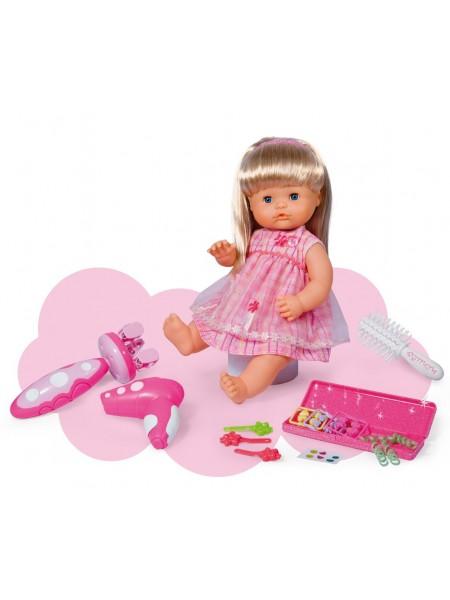 """Игровой набор с куклой """" Парикмахерская Ненуко Nenuco """" Famosa 800002239"""