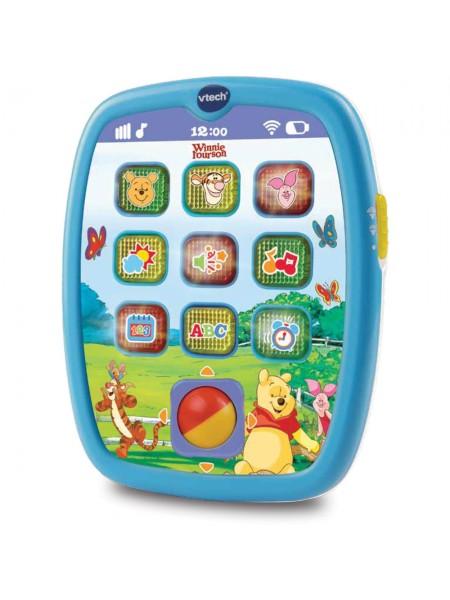 """Детская обучающая развивающая игрушка  """" Планшет Винни Пух """" Vtech 80-157526"""