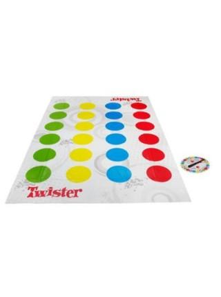 """Детская напольная игра """" Твистер """" обновленная версия 2012 Hasbro Хасбро 98831"""
