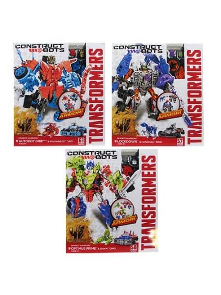 """Детская игрушка """" Трансформеры 4 Констракт-Боты: Воины """" в ассортименте Hasbro \ Хасбро 6149"""